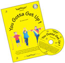 You Gotta Get Up 1 - Bk/CD