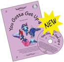 You Gotta Get Up 4 - Bk/CD