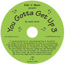 You Gotta Get Up 3 - CD