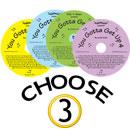 You Gotta Get Up - Three CDs